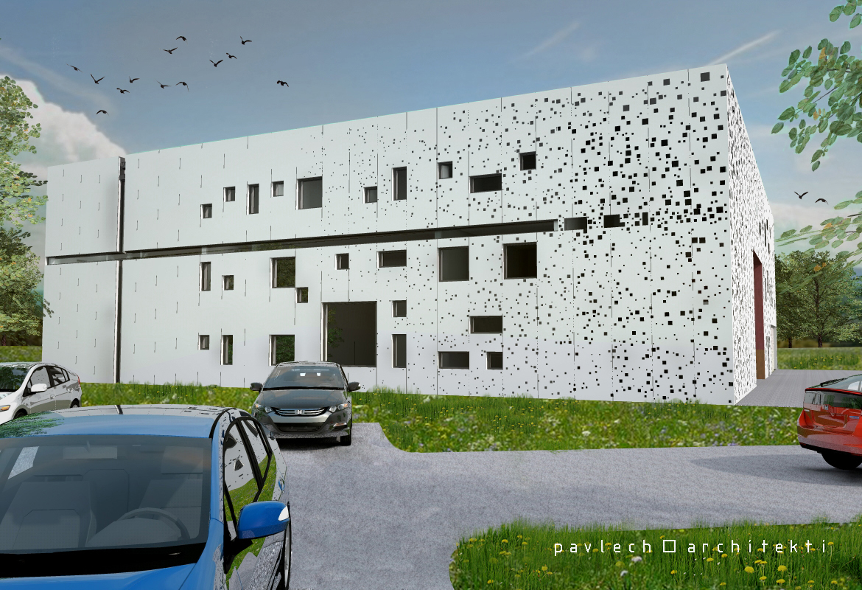 003-kriz-fasada-pastoracne-centrum-dubravka-bratislava