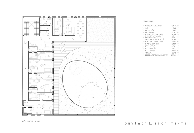 024-podorys-pastoracne-centrum-dubravka