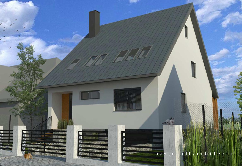 003-rekonstrukcia-rodinny-dom-belusa-vizualizacia-3d-ulica-vchod-garaz