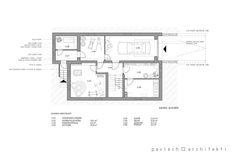 009-rekonstrukcia-rodinny-dom-belusa-podorys-navrh-suteren