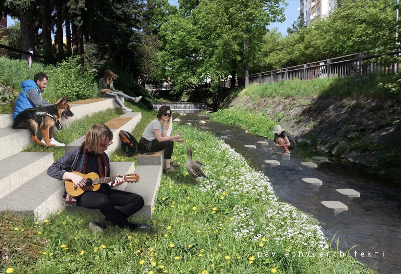 015-zona-potoka-navrh-lavky-stara-tura-pavlech-architekti