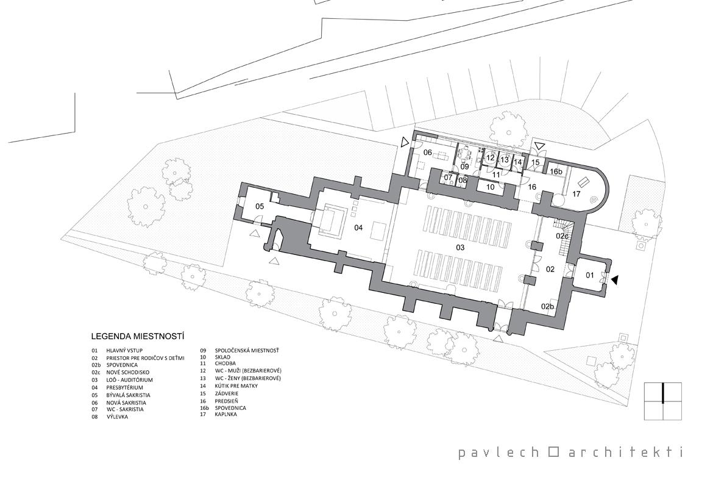 003-pristavba-kostol-lozorno-pavlech-architekti-podorys